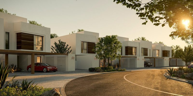 Noya by Aldar in Yas Island. Premium apartments for sale in Abu Dhabi