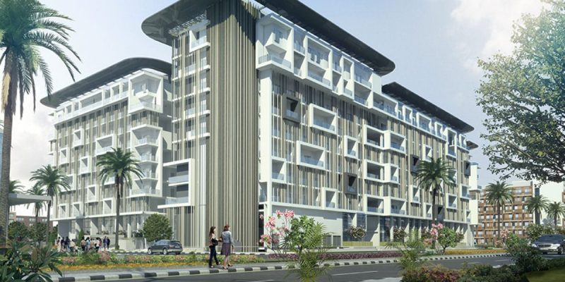 Oasis Residences at Masdar City by Reportage Properties. Premium apartments & townhouses for sale in Abu Dhabi 2 1