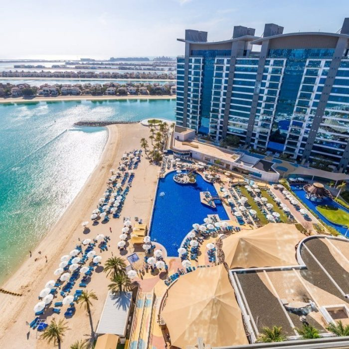 Oceana by Seven Tides in Palm Jumeirah. Premium apartments for Sale in Dubai