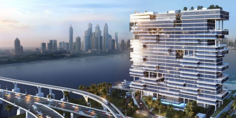 One Palm by Omniyat in Palm Jumeirah. Premium apartments for Sale in Dubai
