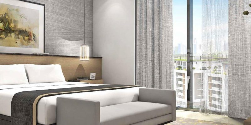 One Park Avenue by Sobha in MBR City Sobha Hartland. Luxury apartments for sale in Dubai
