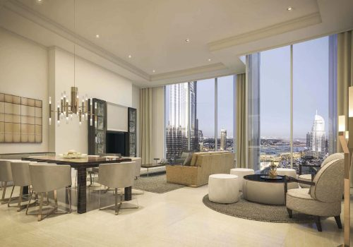 Opera Grand by Emaar at Downtown Dubai. Luxury apartments for sale in Dubai._3