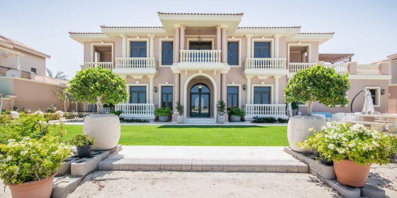 Palm Frond Villas by Nakheel in Palm Jumeirah. Premium villas for Sale in Dubai