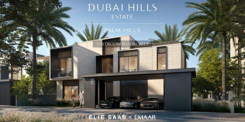 Palm Hills by Emaar in Dubai Hills. Premium villas for Sale in Dubai 2 1