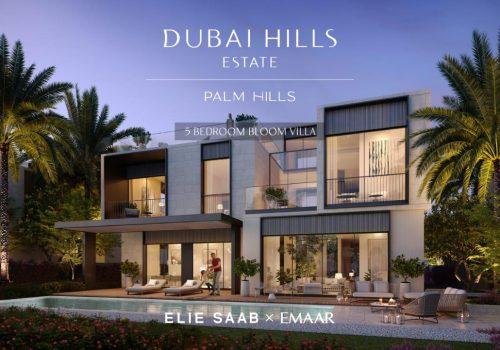 Palm Hills by Emaar in Dubai Hills. Premium villas for Sale in Dubai 3 2