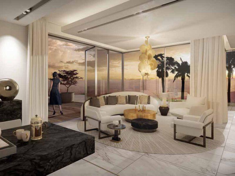 Palm Jumeirah Villas by Ellington in Palm Jumeirah. Luxury apartments for sale in Dubai