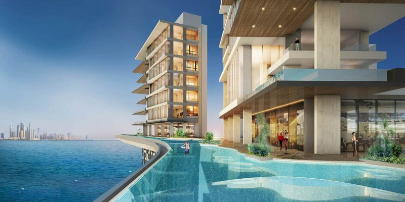 Palm360 by Nakheel in Palm Jumeirah. Premium apartments for Sale in Dubai 1