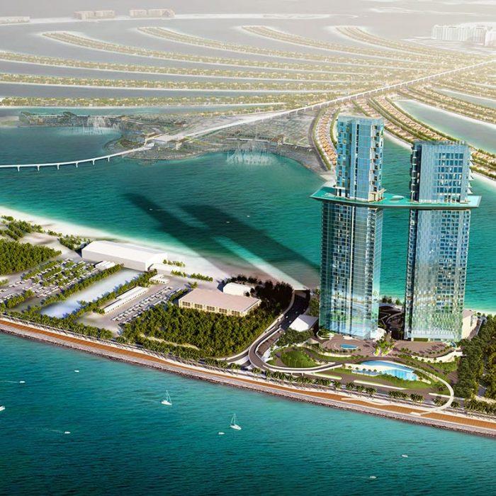 Palm360 by Nakheel in Palm Jumeirah. Premium apartments for Sale in Dubai 2