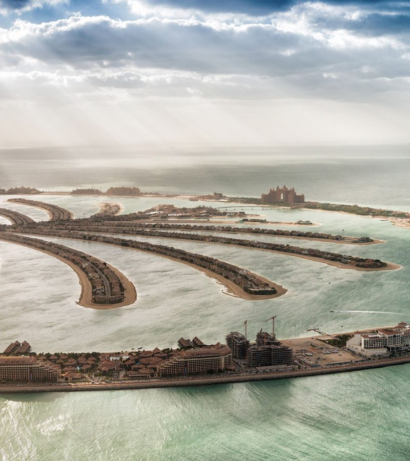Palm Tower by Nakheel
