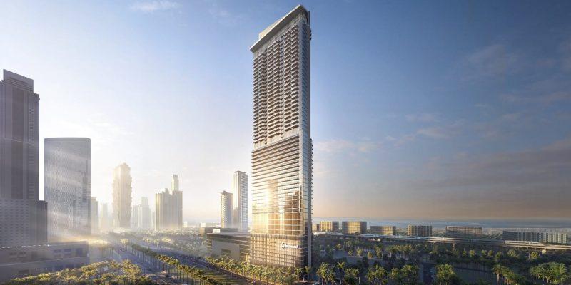 Paramount Residences в Business Bay от Damac Properties. Продажа недвижимости премиум-класса в Дубай 2 1