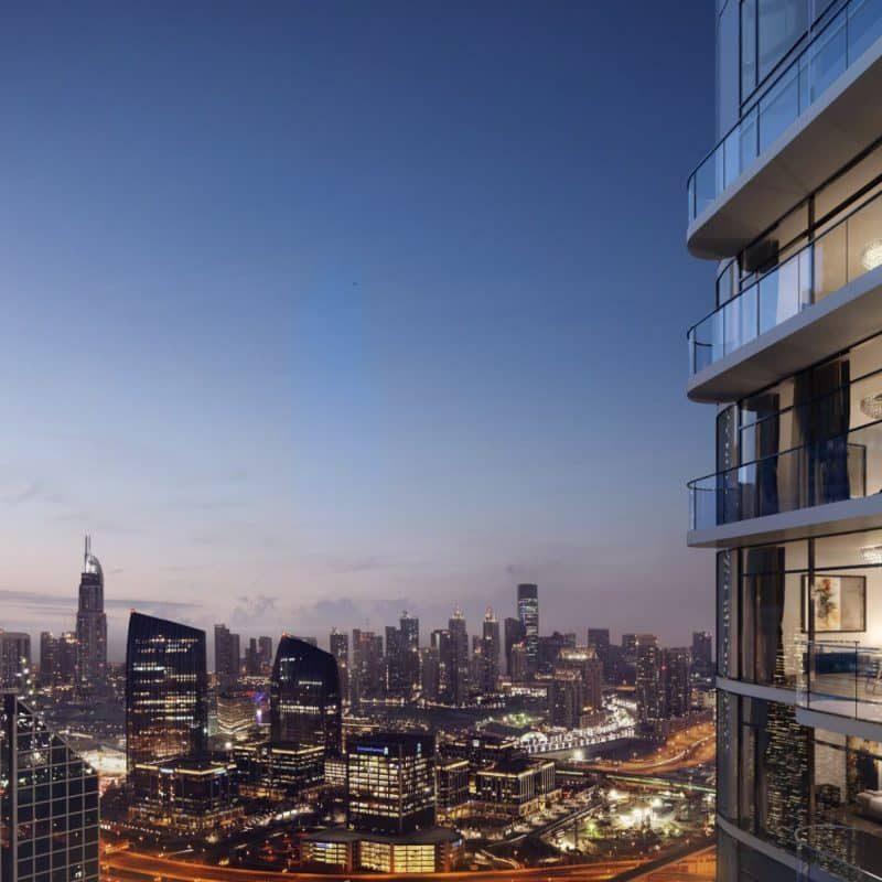 Paramount Residences в Business Bay от Damac Properties. Продажа недвижимости премиум-класса в Дубай 5 1