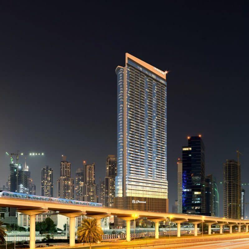 Paramount Residences в Business Bay от Damac Properties. Продажа недвижимости премиум-класса в Дубай 5 5