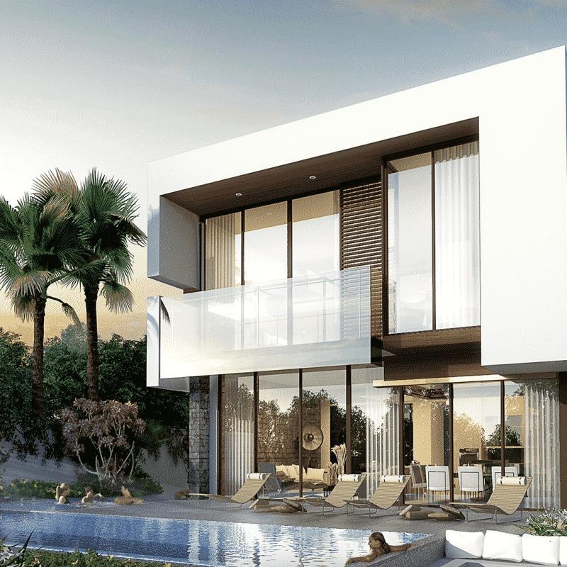 Paramount Villas в Damac Hills от Damac Properties. Продажа недвижимости премиум-класса в Дубае 5 3