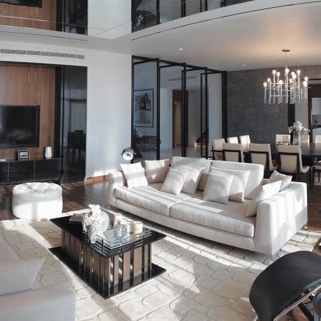 Paramount Villas by Damac at Damac Hills. Luxury apartments for Sale in Dubai