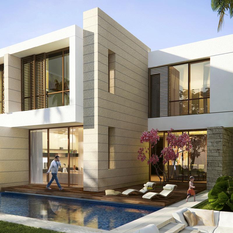 Paramount Villas by Damac at Damac Hills. Luxury apartments for Sale in Dubai 3