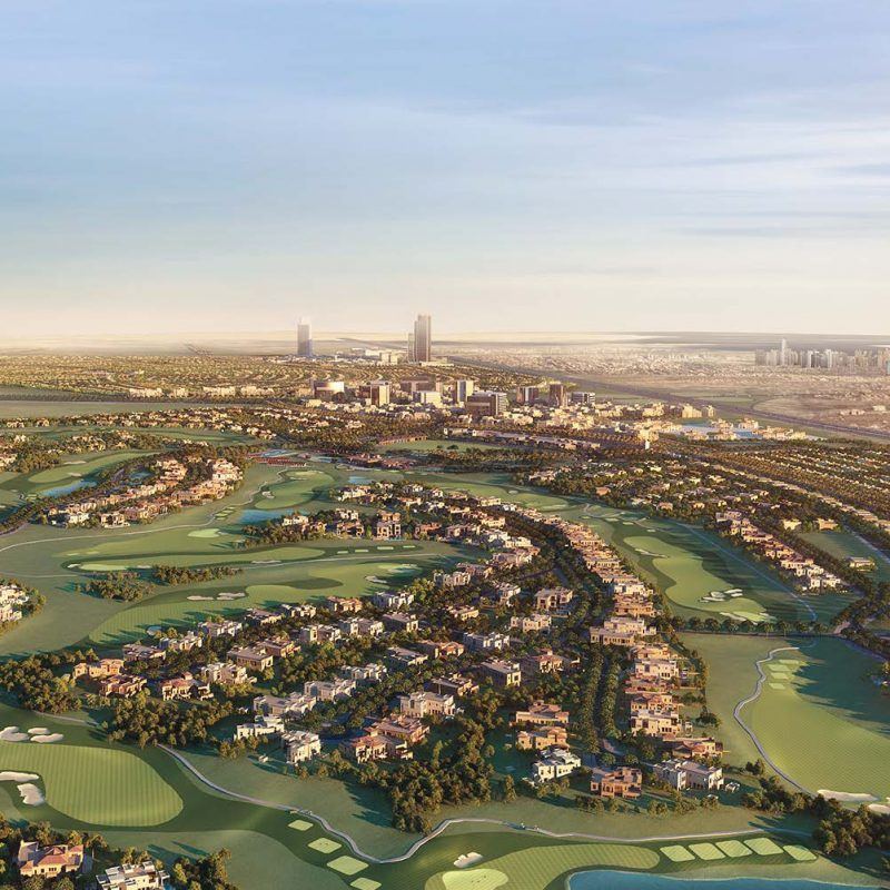 View Parkway Vistas by Emaar at Dubai Hills Estate