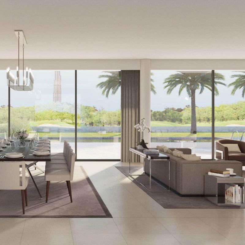 Interior Parkway Vistas by Emaar at Dubai Hills Estate