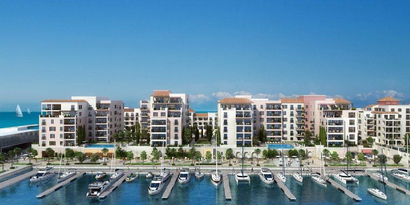 Port De La Mer - La Voile - MERAAS Apartments for Sale