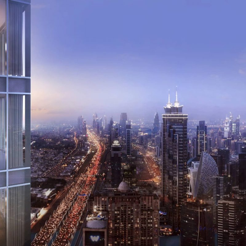 Premium apartments for Sale in Aycon Heights by Damac at Business Bay. Premium apartments for Sale in Dubai._1