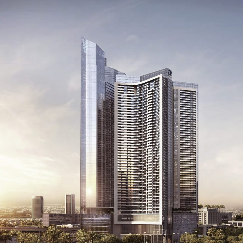 Premium apartments for Sale in Aycon Heights by Damac at Business Bay. Premium apartments for Sale in Dubai._11