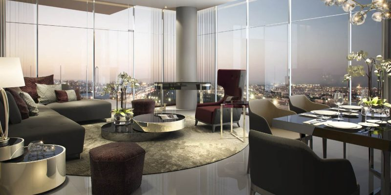 Premium apartments for Sale in Aycon Heights by Damac at Business Bay. Premium apartments for Sale in Dubai._32