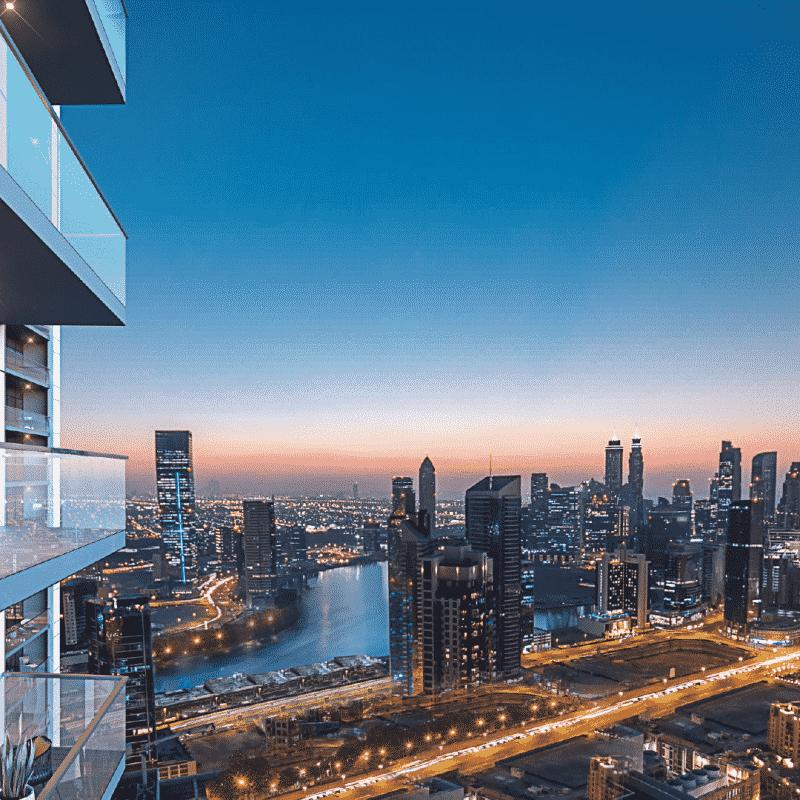 Rěva Heights в Business Bay от Damac. Продажа премиум недвижимости в Дубае