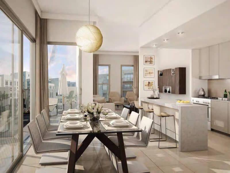 RAWDA Park Views in Town Square Dubai by Nshama. Premium apartments for sale in Dubai 3 3