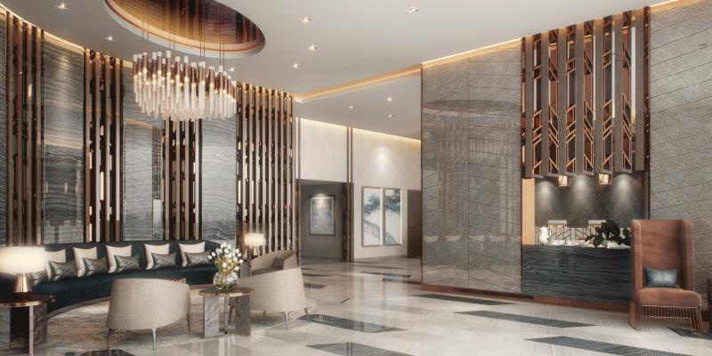 Radisson Hotel by Damac at Damac Hills. Luxury apartments for Sale in Dubai 2