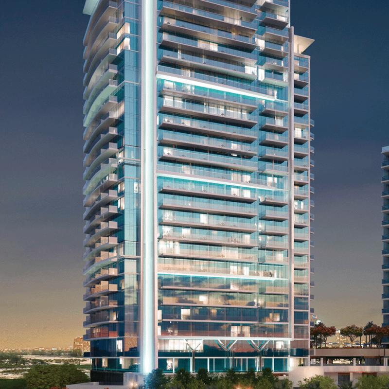 Radisson Hotel by Damac at Damac Hills. Luxury apartments for Sale in Dubai
