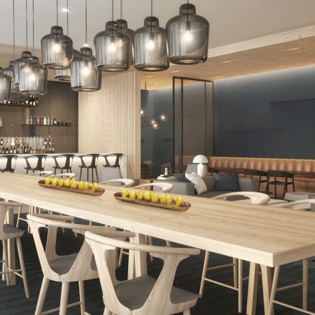 Radisson Hotel by Damac at Damac Hills. Luxury apartments for Sale in Dubai 4