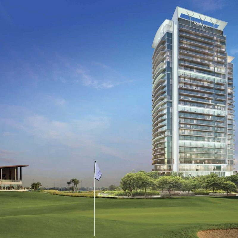 Radisson Hotel by Damac at Damac Hills. Luxury apartments for Sale in Dubai_1