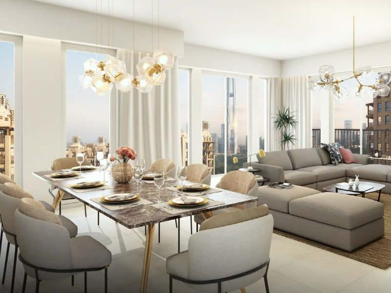 Rahaal в Madinat Jumeirah Living от Dubai Holding. Продажа недвижимости премиум-класса в Дубае 3 3