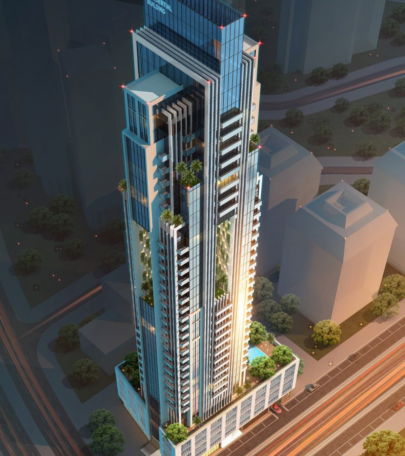 Regina Tower By Tiger Group