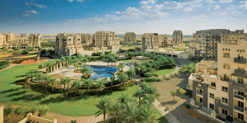 Remraam in Dubailand by DP
