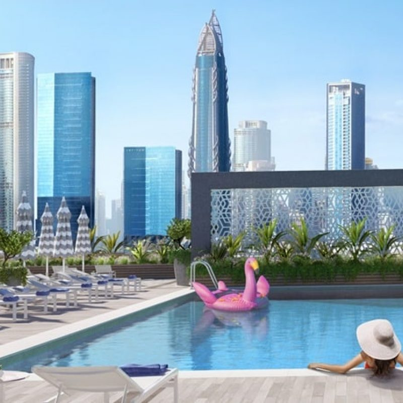 Rove by Emaar at City Walk. Luxury apartments for sale in Dubai