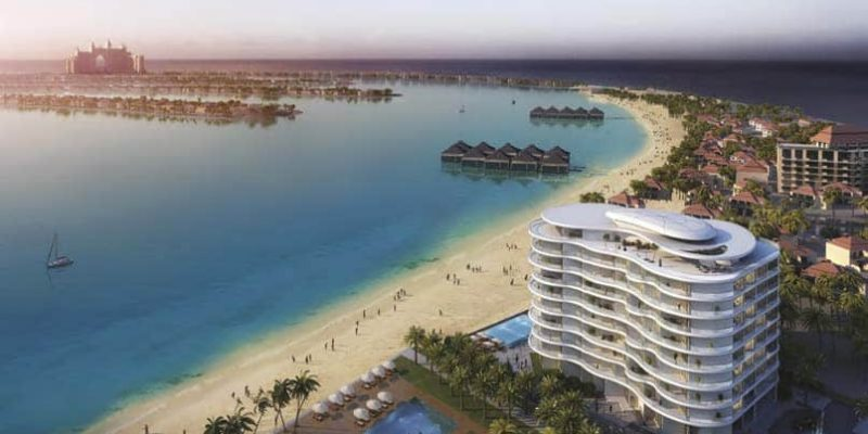 Royal Bay by Azizi in Palm Jumeirah. Luxury apartments for sale in Dubai