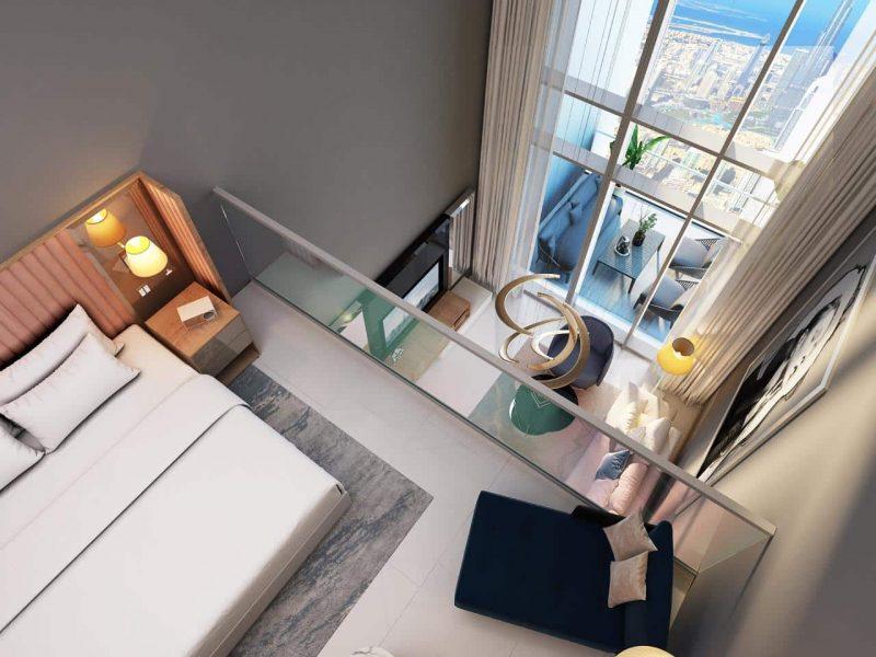SLS Dubai Residence in Business Bay