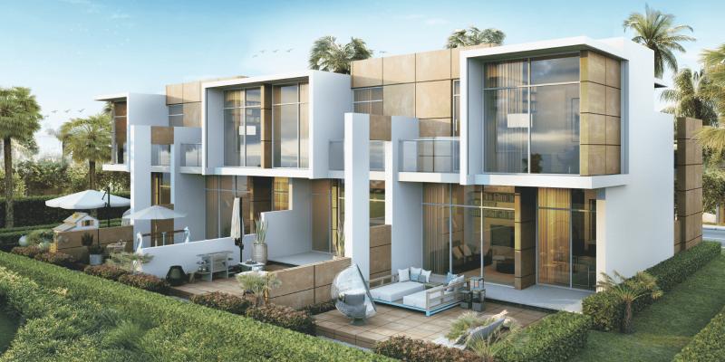 Sahara Villas в Akoya от Damac Properties. Продажа недвижимости премиум-класса в Дубае 2 1