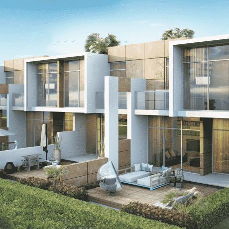 Sahara Villas в Akoya от Damac Properties. Продажа недвижимости премиум-класса в Дубае 3 1