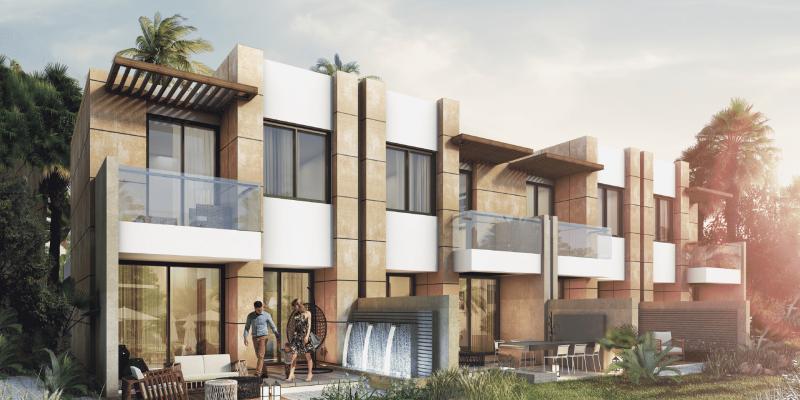 Sahara Villas by Damac at Akoya. Luxury apartments for Sale in Dubai