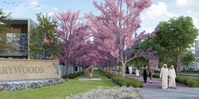 Cherrywoods by MERAAS in Cherrywoods, Dubai.