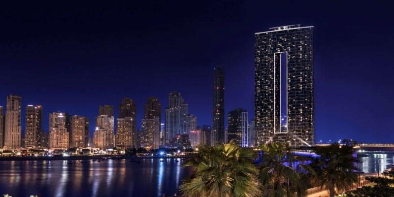 The Address JBR by Al Ain Properties at Dubai Marina