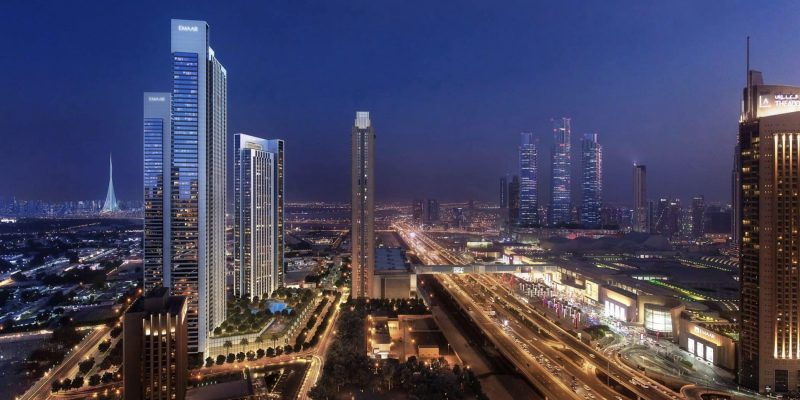 Downtown Views II by EMAAR in Downtown Dubai, Dubai