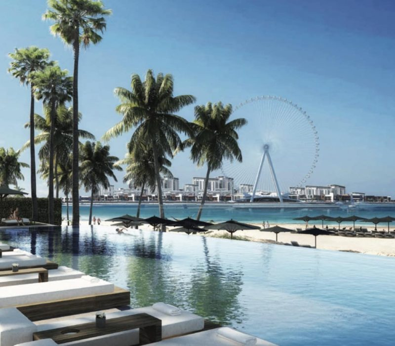 La vie by Dubai Properties in JBR