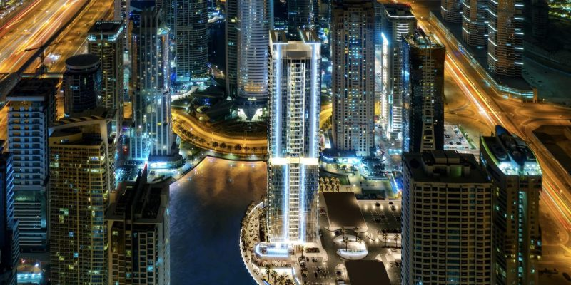 MBL Residence by MAG in Jumeirah Lake Towers.