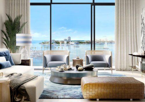 Seashore by Emaar - Apartments for Sale in Dubai Mina Rashid.