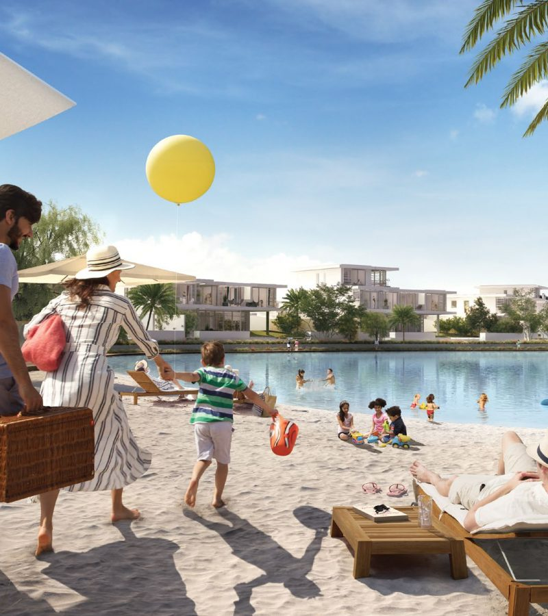 Serenity by Majid Al Futtaim at Tilal Al Ghaf. Luxury apartments for Sale in Dubai_2