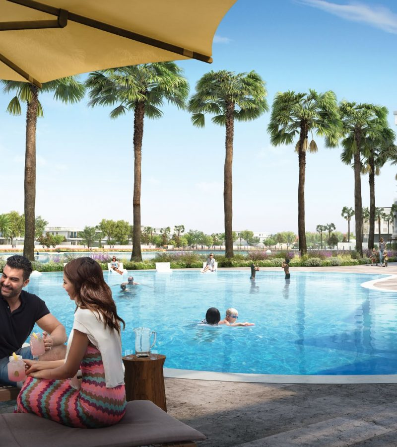 Serenity by Majid Al Futtaim at Tilal Al Ghaf. Luxury apartments for Sale in Dubai_3