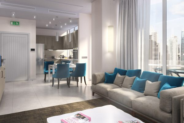 Seven city apartments JLT- Jumeirah Lake Towers. Property for sale in dubai 6