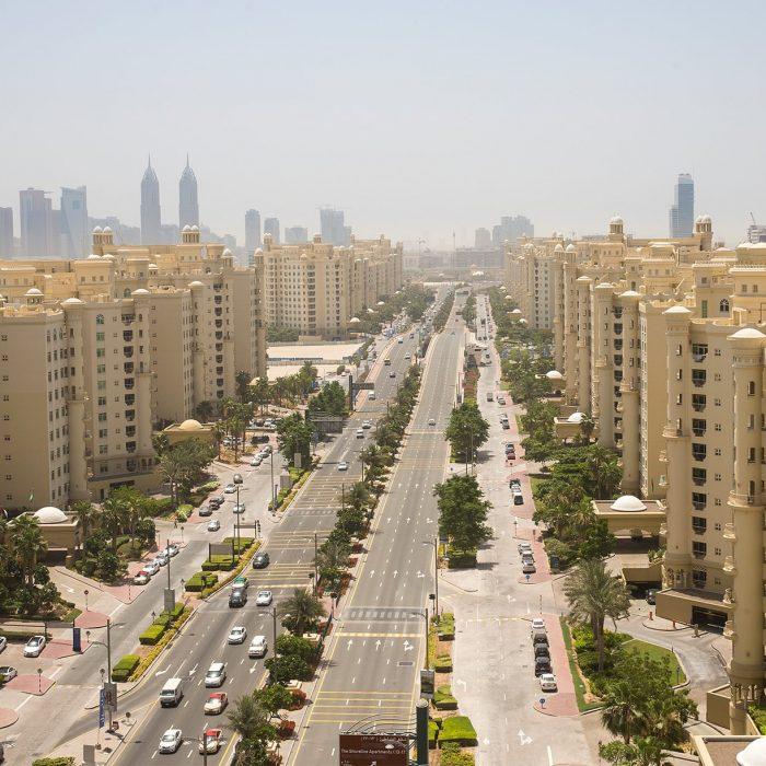 Shoreline By Nakheel In Palm Jumeirah